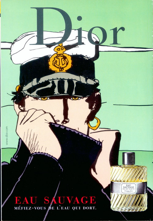 Corto Maltese In Advertising The Ephemerist