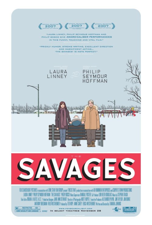 Affichons les affiches Thesavagesposterb