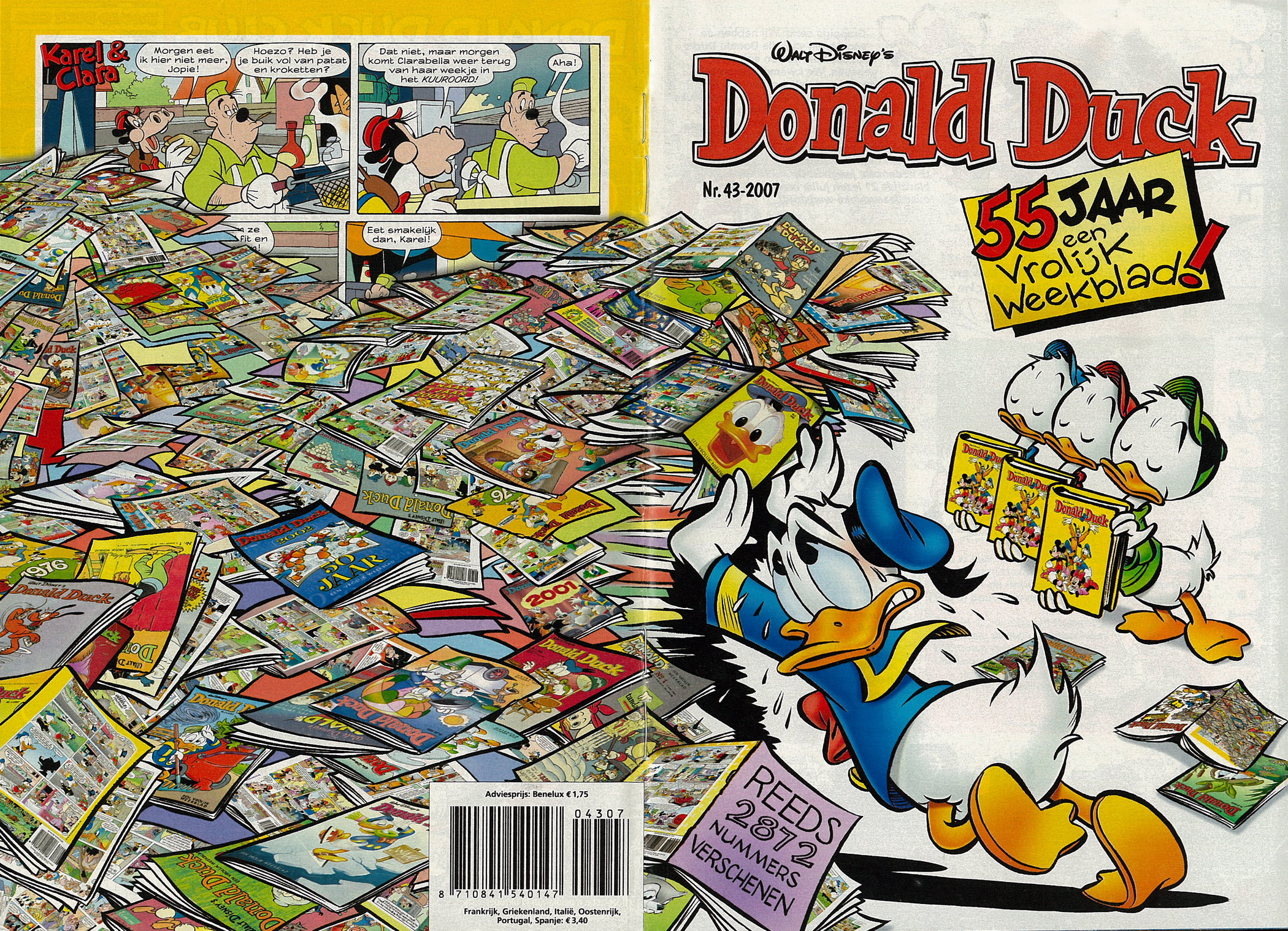 the donald duck magazine Results 1 - 48 of 958 shop from the world's largest selection and best deals for donald duck comic books shop with confidence on ebay.