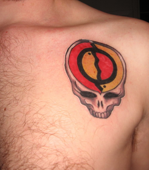 Best pictures artwork law enforcement tattoo designs for Law enforcement tattoos pictures